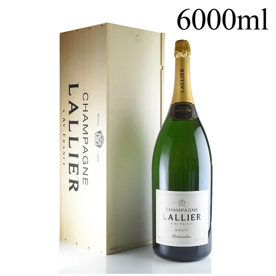NV ラリエブリュット R.013 マチュザレム 6000mlフランス / シャンパーニュ / 発泡系・シャンパン