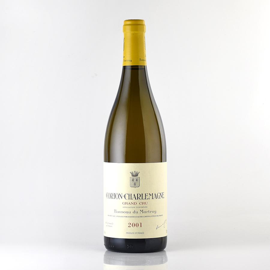 【新入荷★特別価格】[2001] ボノー・デュ・マルトレイコルトン・シャルルマーニュフランス / ブルゴーニュ / 白ワイン