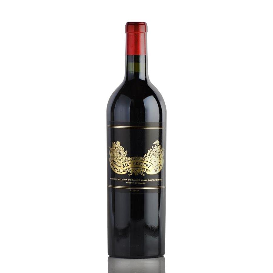 【新入荷★特別価格】[2014] シャトー・パルメヒストリカル 19thセンチュリー・ブレンドフランス / ボルドー / 赤ワイン
