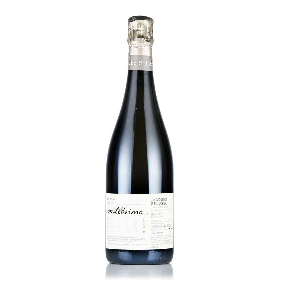 【新入荷★特別価格】[2006] ジャック・セロスミレジムフランス / シャンパーニュ / 発泡系・シャンパン