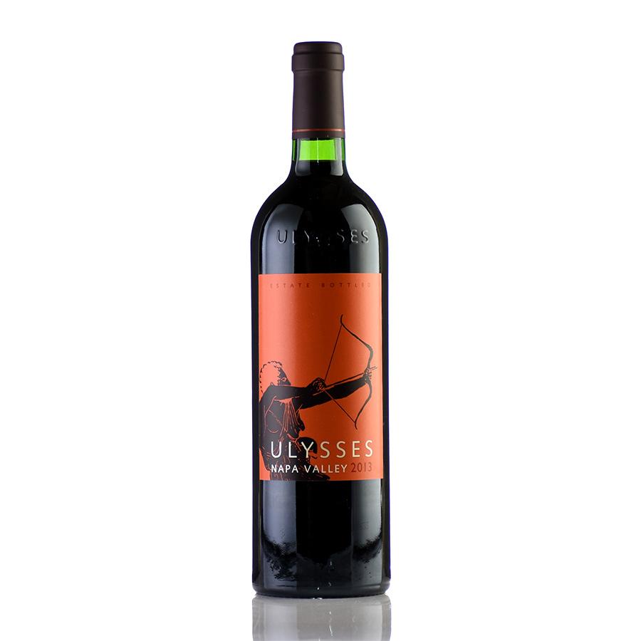[2013] ユリシーズアメリカ / カリフォルニア / 赤ワイン