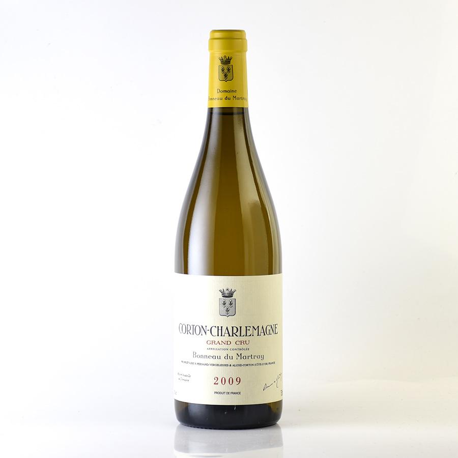[2009] ボノー・デュ・マルトレイコルトン・シャルルマーニュ【正規品】フランス / ブルゴーニュ / 白ワイン