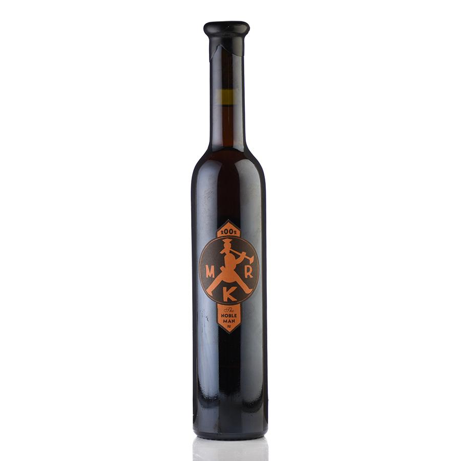 【ワインフェア】[2002] シン・クア・ノン ミスターK ノーブルマン ハーフ 375ml※ロウキャップ割れ【シネ・クア・ノン シンクアノン シネクアノン】アメリカ / カリフォルニア / 白ワイン