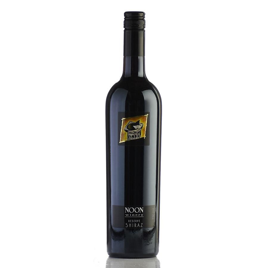ヌーン リザーヴ シラーズ 2018 海外輸入 定番スタイル 赤ワイン オーストラリア 正規品
