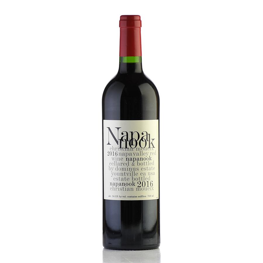 年末年始大決算 パーカーポイント 93点 ドミナス ナパヌック 超美品再入荷品質至上 2016 カリフォルニア 正規品 赤ワイン