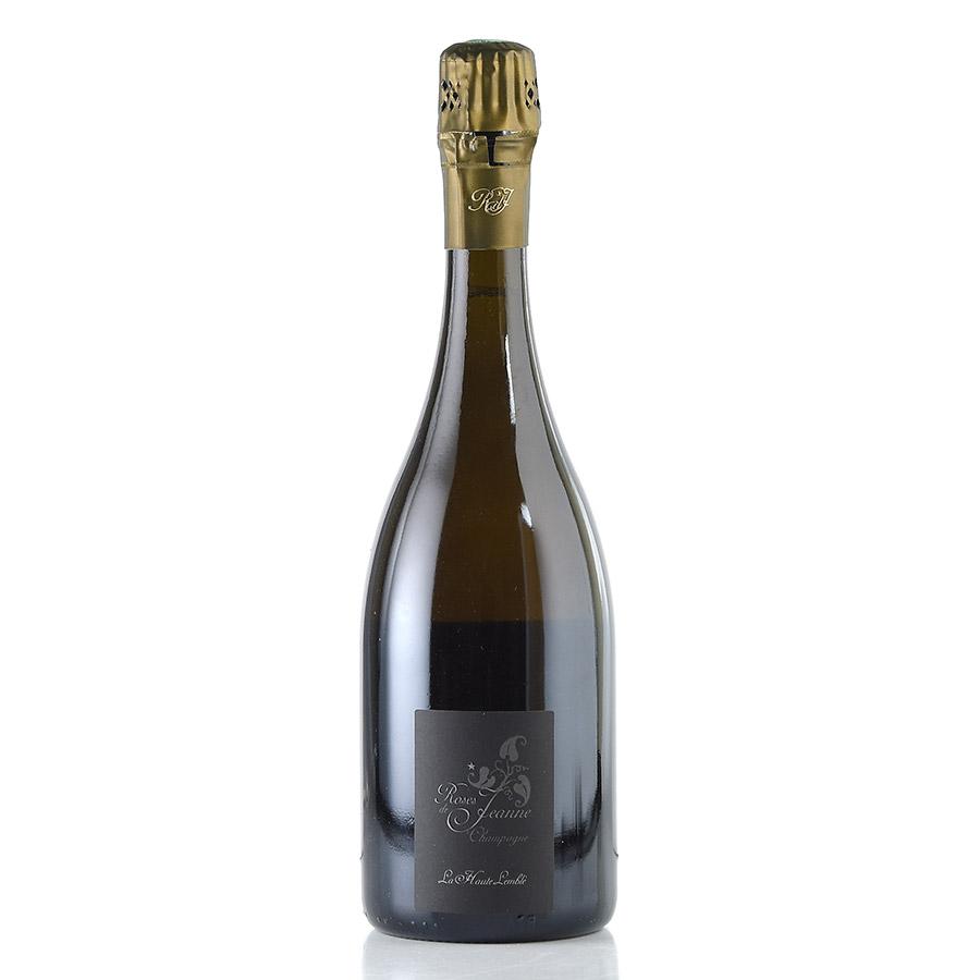 ヴィノス 98点 セドリック ブシャール ローズ お気に入り ド ジャンヌ ラ シャンパーニュ 結婚祝い ブラン ランブレ 2015 オート ブランドブラン シャンパン