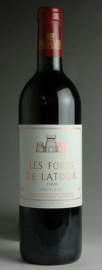 [1999] レ・フォール・ド・ラトゥール 750mlLes Forts de Latour