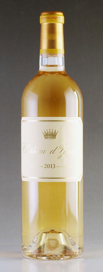 [2013] シャトー・ディケム【イケム】 750ml 【自社輸入】Chateau d'Yquem 750mlフランス / ボルドー / 白ワイン