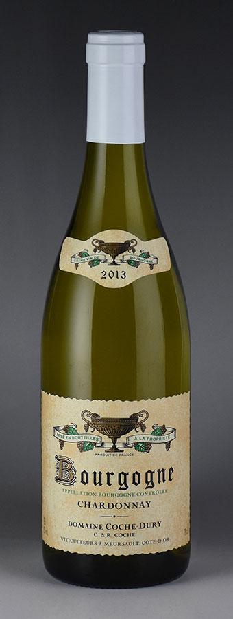 [2013] コシュ・デュリ ブルゴーニュ・ブランフランス / ブルゴーニュ / 白ワイン
