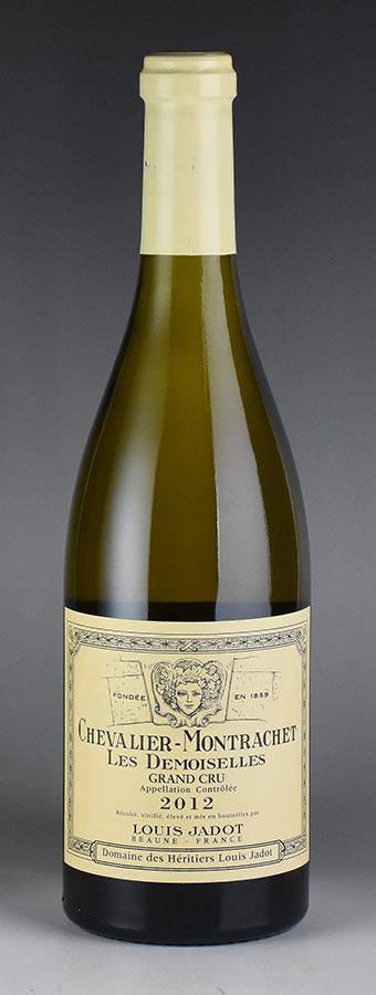 最高 [2012] ルイ・ジャド シュヴァリエ・モンラッシェ 白ワイン レ・ドゥモワゼルフランス/ ルイ・ジャド ブルゴーニュ ブルゴーニュ/ 白ワイン, タラミチョウ:c501b004 --- canoncity.azurewebsites.net