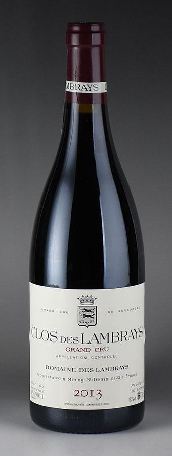 [2013] ドメーヌ・デ・ランブレイ クロ・デ・ランブレイフランス / ブルゴーニュ / 赤ワイン