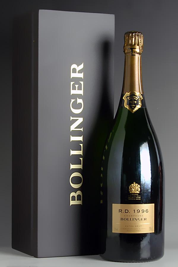 [1996] ボランジェ アール ディー マグナム 【正規品】【木箱入り】Bollinger R.D. 1500ml