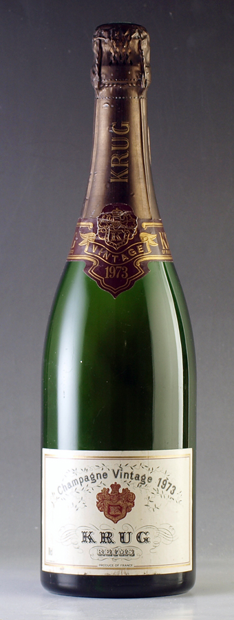 [1973] クリュッグ ヴィンテージ 750mlKrug Vintageフランス / シャンパーニュ / 発泡・シャンパン