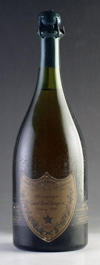 [1966] ドン・ペリニヨン【ドンペリニヨン】 ヴィンテージDom Perignon Vintage 750mlフランス / シャンパーニュ / 発泡・シャンパン