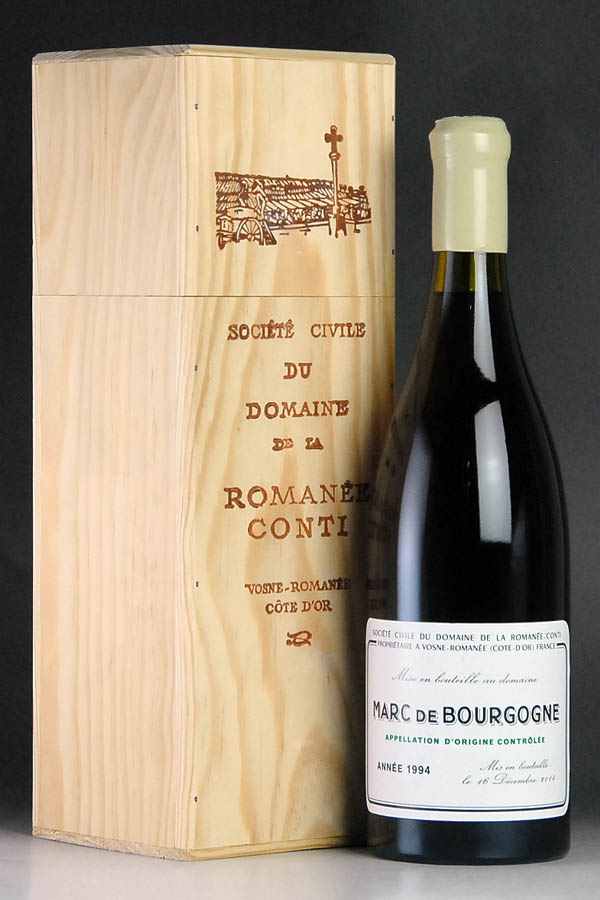 【送料無料】 [1994] マール・ド・ブルゴーニュ ロマネ・コンティ Marc de Bourgogne DRC