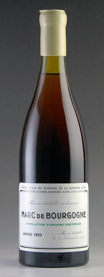 [1993] マール・ド・ブルゴーニュ ロマネ・コンティ Marc de Bourgogne DRC