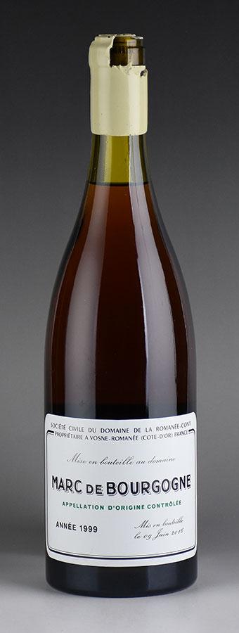 【送料無料】 [1999] ドメーヌ・ド・ラ・ロマネ・コンティ DRC マール・ド・ブルゴーニュ 700ml ※ロウキャップ割れフランス / ブランデー