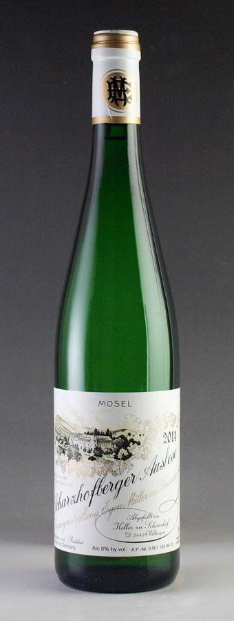 [2014] エゴン・ミュラー シャルツホーフベルガー リースリング アウスレーゼ 750mlScharzhofberger Riesling AusleseEgon Muller[自社輸入]ドイツ / 白ワイン
