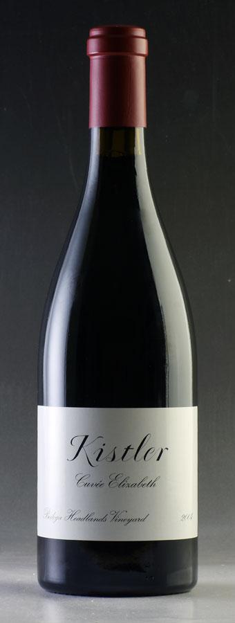 [2004] キスラー ピノ・ノワール キュヴェ・エリザベスアメリカ / カリフォルニア / 赤ワイン