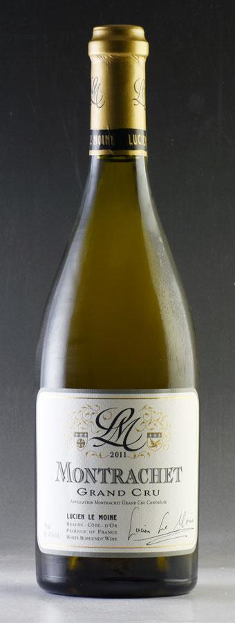 [2011] ルシアン・ル・モワンヌ モンラッシェフランス / ブルゴーニュ / 白ワイン