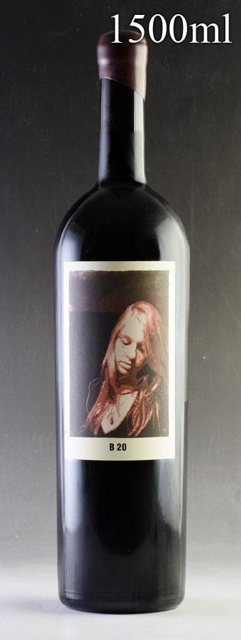 【送料無料】 [2008] シン・クア・ノン B20 シラー マグナム 1500mlアメリカ / カリフォルニア / 赤ワイン
