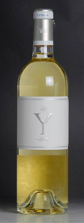 """[2011] イグレック""""Y"""" 750ml 【自社輸入・航空便】Ch.d'Yquem Yフランス / ボルドー / 白ワイン"""