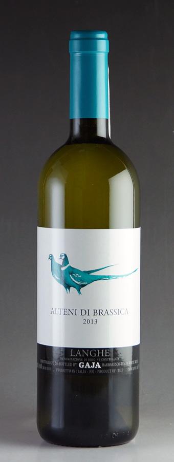 [2013] ガヤ アルティニ・ディ・ブラッシカ ソーヴィニヨン・ブラン 750ml 【正規品】 GAJA Alteni di Brassica Sauvignon Blanc