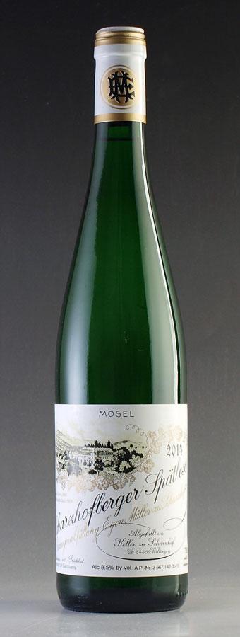 [2014] エゴン・ミュラー シャルツホーフベルガー リースリング シュペートレーゼ 【自社輸入】Egon Muller Scharzhofberger Riesling Spatlese 750mlドイツ / 白ワイン