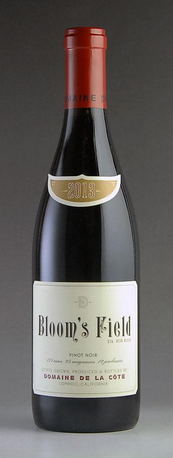 [2013] ピノ・ノワール ブルームス・フィールド 1本 ドメーヌ・ド・ラ・コート 750ml Pinot Noir Bloom's Field Domaine de la Cote
