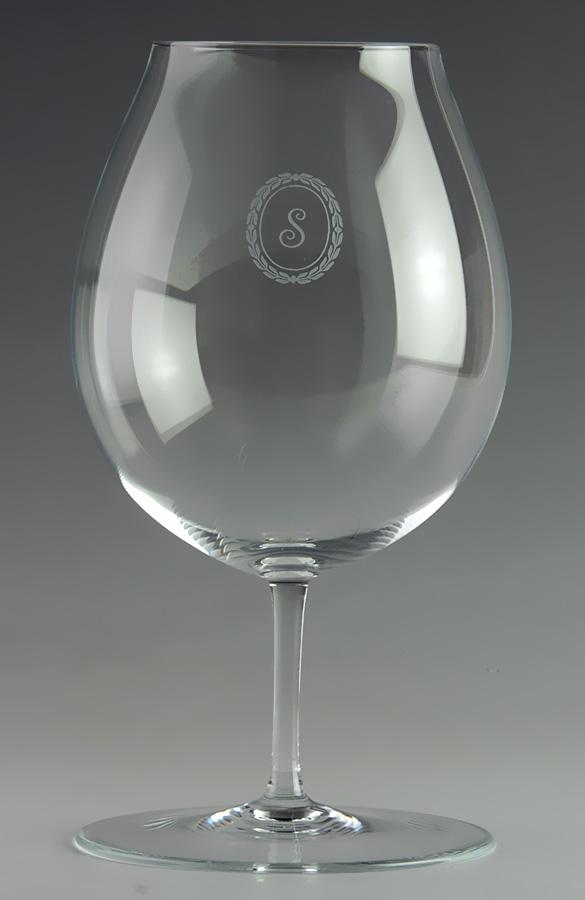 【正規品】ロブマイヤー バレリーナ ワイングラスIII 【イニシャル加工】【お取り寄せ】