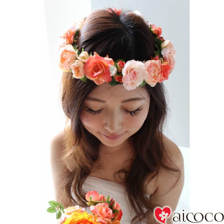 Romanrose Flower Diadem Wouldnt Wedding Dress Forced Wedding