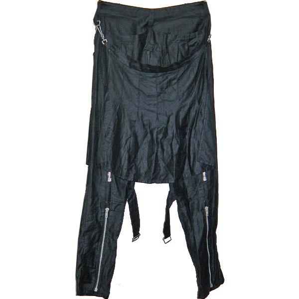 80s BOY LONDON VINTAGE Bondage Pants ボーイロンドン ボンテージ(ボンデージ・ボンデッジ) パンツ【中古】【ロマンチックノイローゼ 市場店】