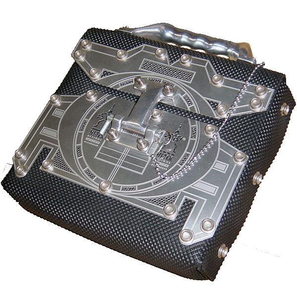 Hi Tek Designs London Alexander Bag CYBER ハイテック バッグ サイバー・パンク【中古】【ロマンチックノイローゼ 市場店】