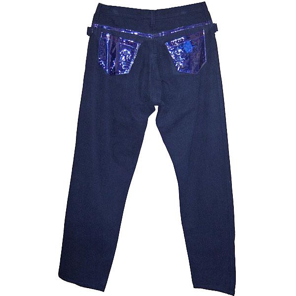 Malcolm Mclaren Plastic Pockets Pants マルコムマクラーレン プラスチック(ビニール) ポケット パンツ【中古】【ロマンチックノイローゼ 市場店】