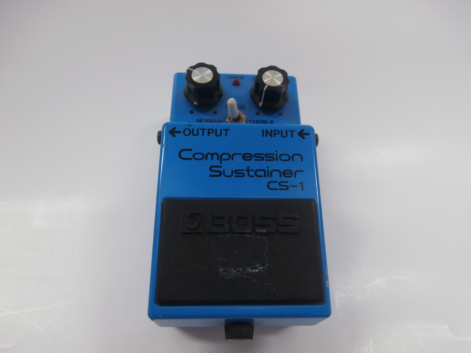 【中古】Boss CS-1 Compression Sustainer made in Japan
