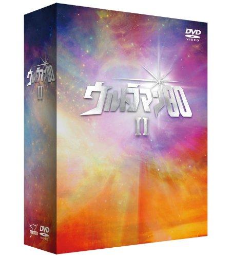 【中古】【DVD-メモリアルBOX 2】ウルトラマン80 30周年記念 激闘!ウルトラマン80編