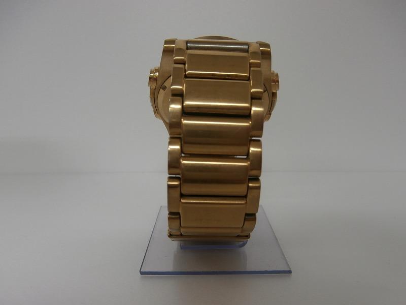 bc87546dac11e 中古 NIXON  中古 NIXON  中古 NIXON UNIT SS ALL GOLD 30f