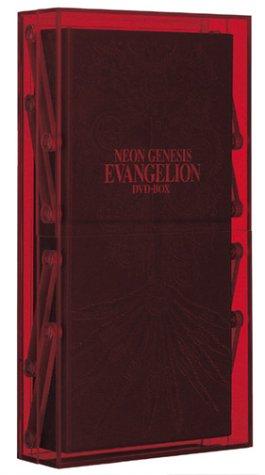 【中古】【送料無料】NEON GENESIS EVANGELION DVD-BOX