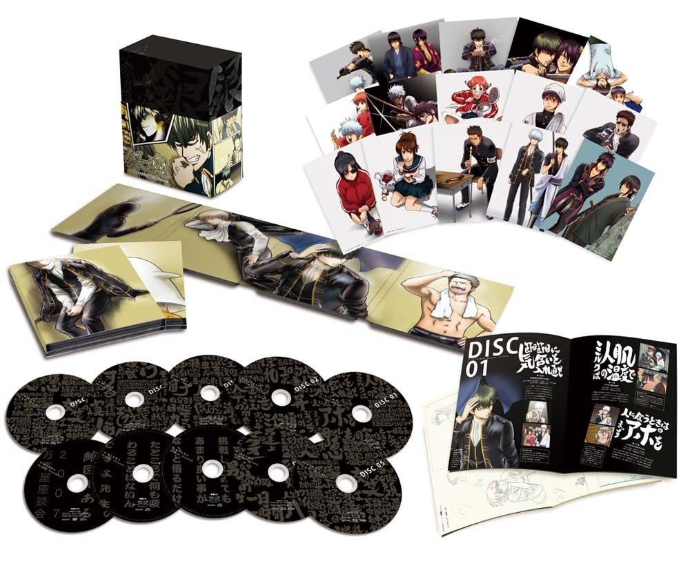 【中古】【送料無料】銀魂 Blu-ray Box シーズン其ノ弐 完全生産限定版 10枚組
