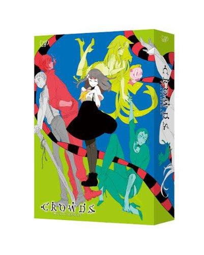 【中古】【送料無料】GATCHAMAN CROWDS Blu-ray BOX 初回生産版