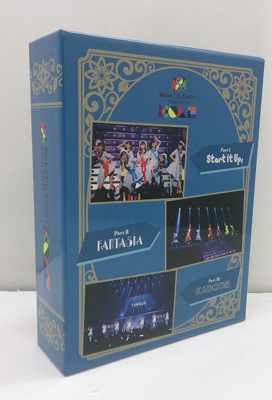 【中古】【Blu-ray】Wake Up, Girls! FINAL TOUR - HOME -~ PART II FANTASIA