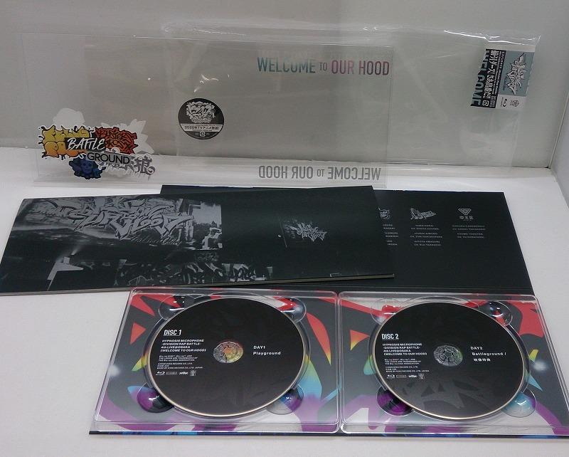 【中古】【Blu-ray】ヒプノシスマイク Division Rap Battle 4th LIVE@オオサカ