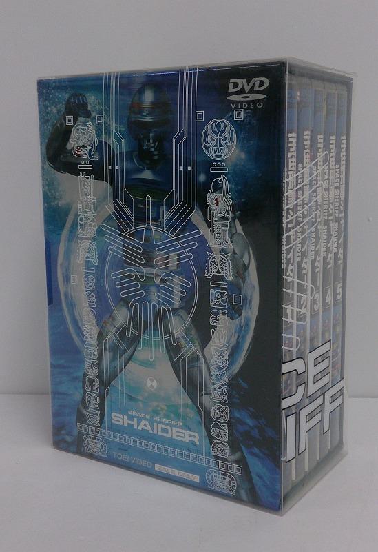 【中古】【DVD-BOX】宇宙刑事シャイダー  全5巻セット