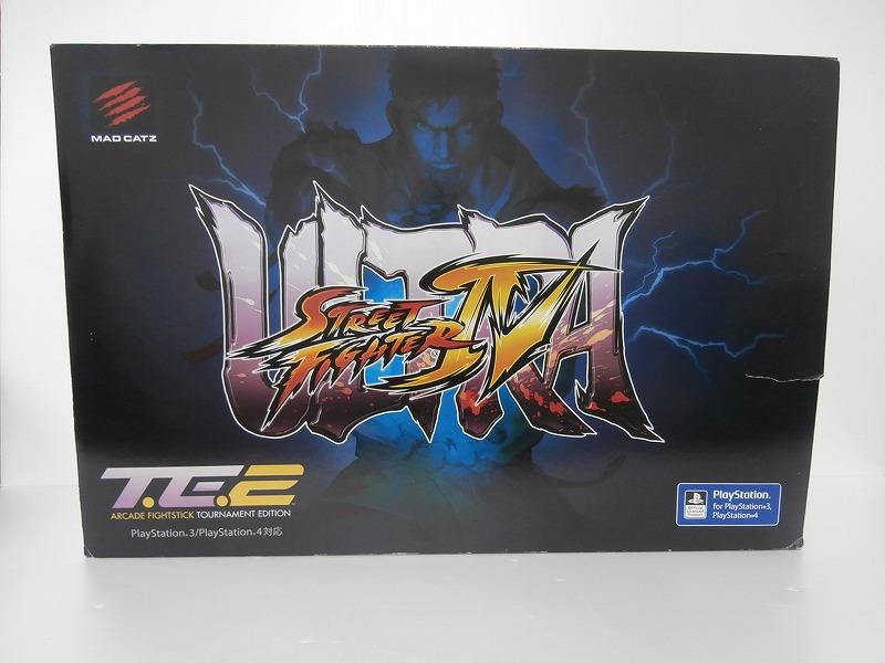 【中古】【PS3/PS4】STREET FIGHTER ARCADE FIGHTSTICK TOURNAMENTEDITION PS3/PS4対応