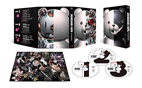 激安特価 【】【Blu-ray-BOX】ダンガンロンパ THE ANIMATION, 神郷町 07419925