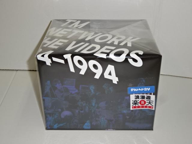 TM NETWORK THE VIDEOS 1984-1994 完全生産限定盤 Blu-ray Disc 【中古】【音楽DVD・BD】【金沢本店 併売品】【601314Kz】