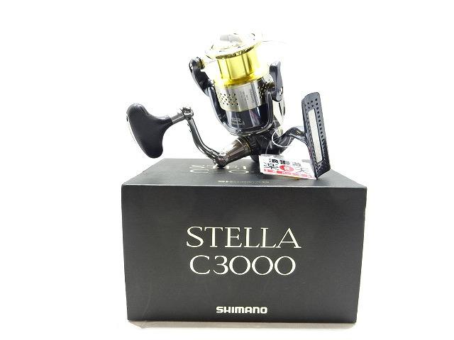 シマノ 10ステラ C3000 【中古】【リール】【金沢本店 併売品】【6400172Kz】