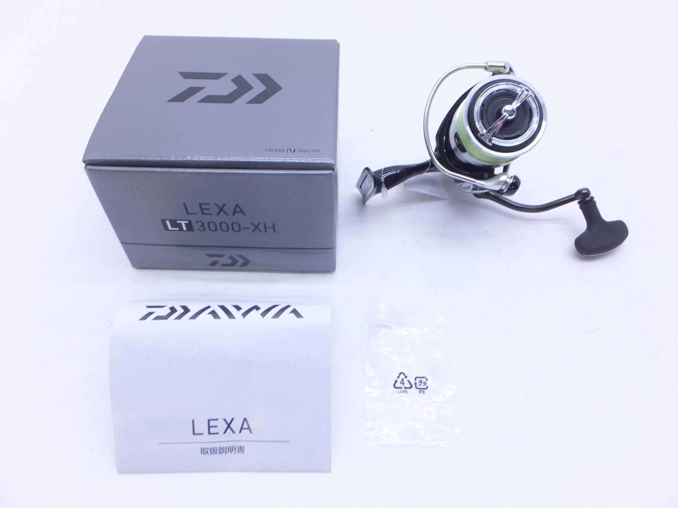 ダイワ レグザ LT3000-XH 公式ショップ 商店 スピニングリール 送料無料 6400361Kz 2019