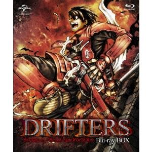 DRIFTERS Blu-ray BOX《特装限定生産版》 【Blu-ray】【中古】