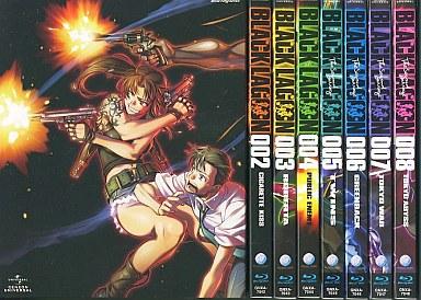 BLACK LAGOON Blu-ray8巻セット【Blu-ray】【中古】